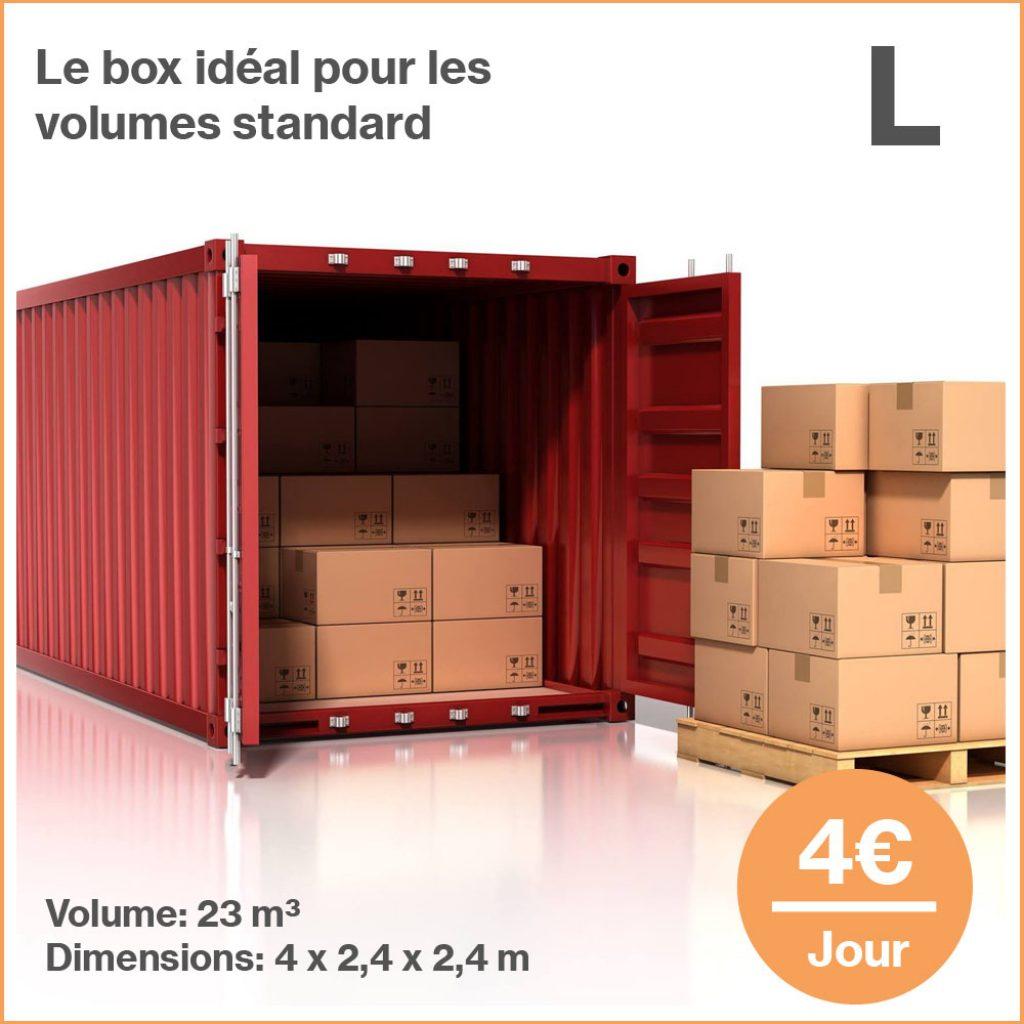 Box L Self Stockage