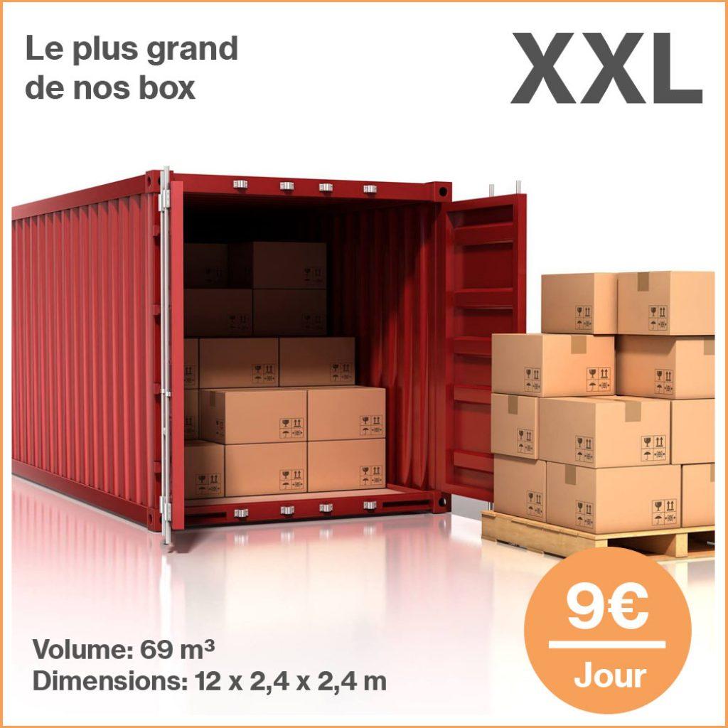 Box XXL Self Stockage