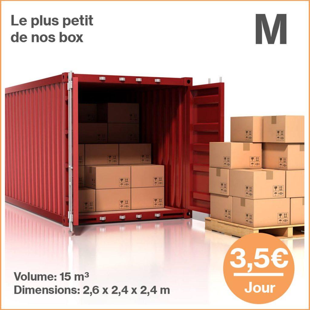 Box M Self Stockage