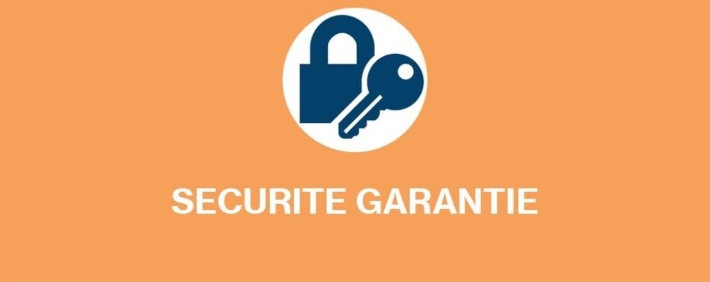 Sécurité Garantie